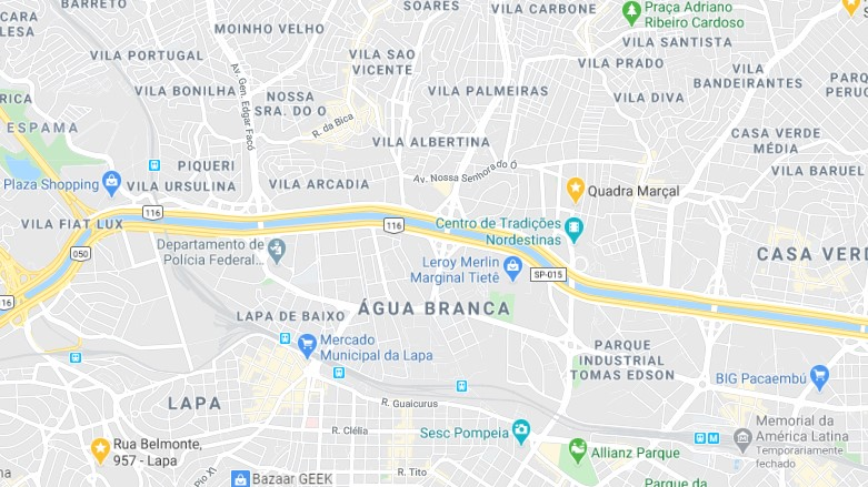 Conheça a região com mais quadras society em São Paulo